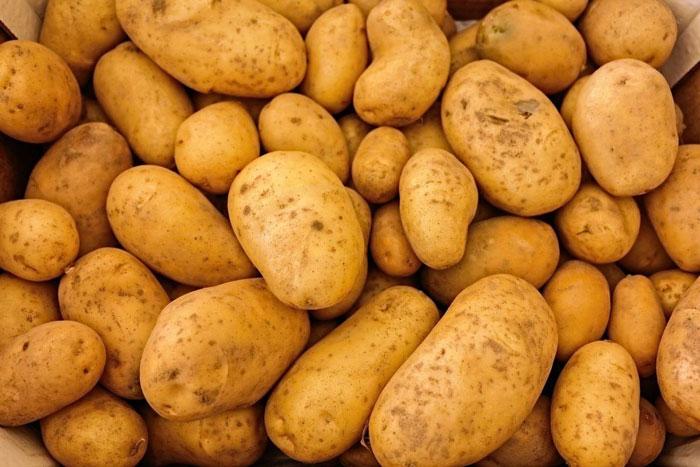 3. Potatoes