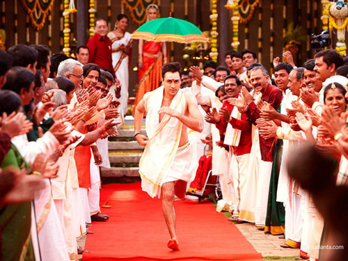 3. In Tamil Brahmin weddings, the groom has to be stopped from running away.