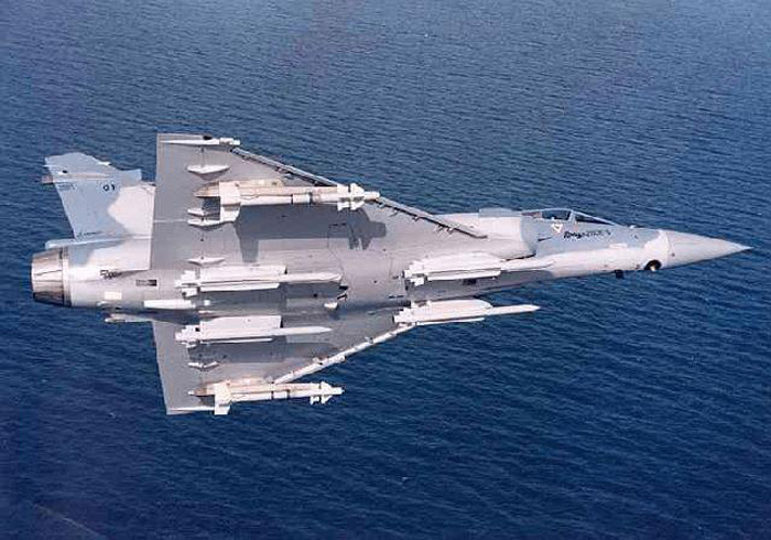 The Mirage 2000 also supports air-to-air weapons like the MICA multitarget air-to-air intercept and combat missiles and the Magic 2 combat missiles.