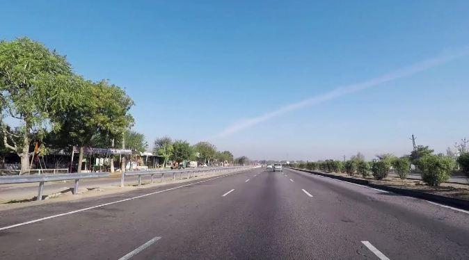 3. Delhi-Jaipur Highway