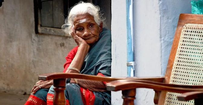 3. Mistreating your elderly parents can now get you arrested.