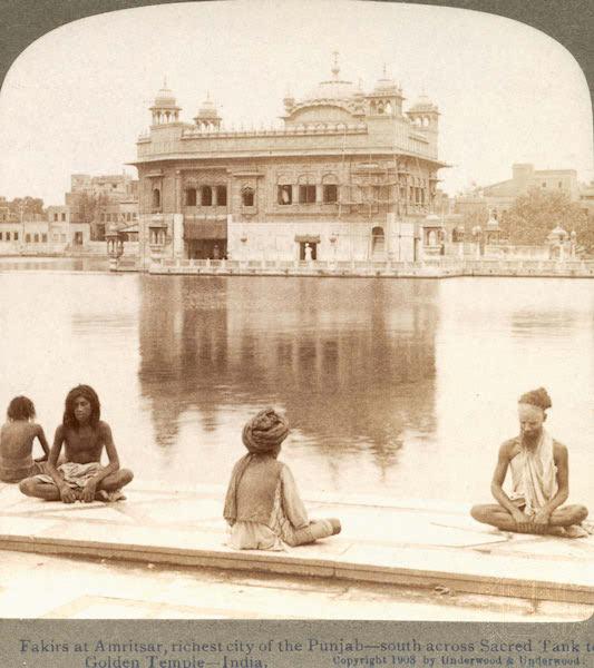 Golden Temple — Amritsar