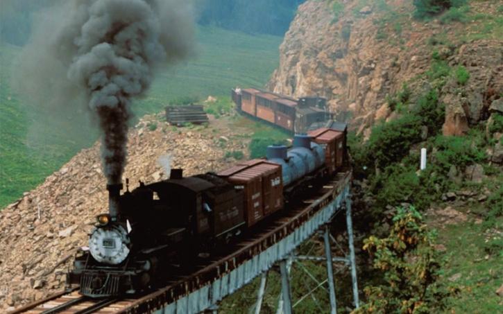 Cumbres And Toltec Scenic Railroad - New Mexico