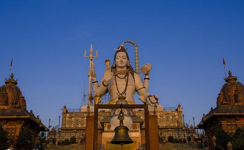 Namchi Statue of Shiva 108 ft (32.9 metres) Namchi, Sikkim