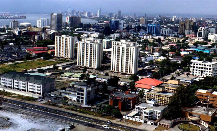 4. Lagos, Nigeria