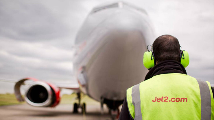 Jet2 | The third largest airline in the UK flies 12 million passengers annually. Along with its sister service Jet2Holidays, it generated over $2.39 billion of revenue in FY17. With its 50 aircraft, the low cost carrier flies to more than 50 destinations across Europe.