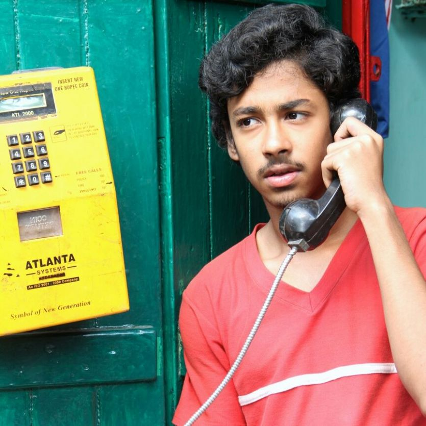 19-year-old Riddhi Sen bagged the National Film Award for Best Actor (Nagar Kirtan)