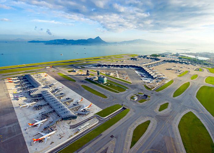 "Hong Kong International Airport managed to secure fourth in the list. Its food and connectivity helped them go up one position. The airport was also voted as the ""world"