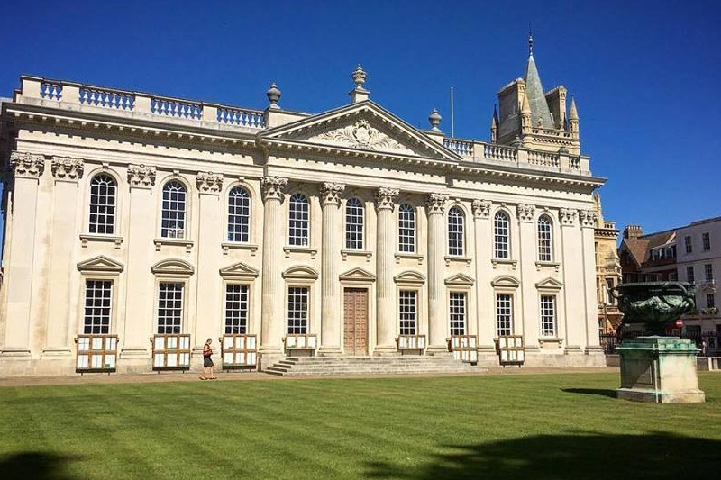 University of Cambridge: Second-oldest university in anglosphere after the University of Oxford.