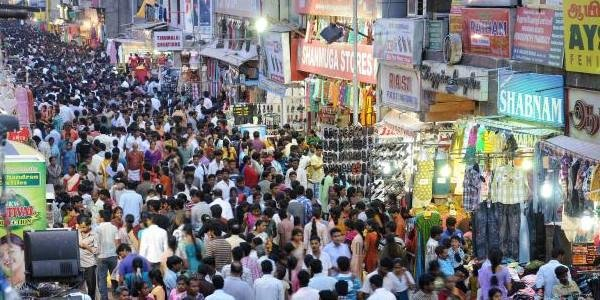 4. Bargaining at Pondy Bazaar