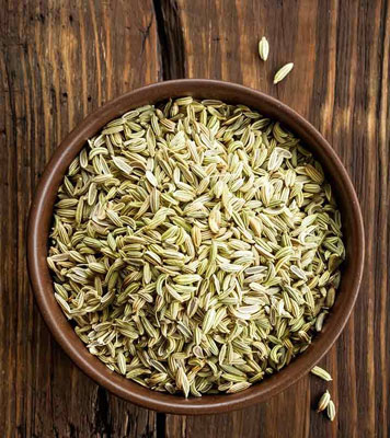 4. Fennel Seeds