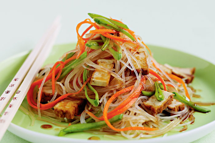 4. Vietnamese Glass Noodles Salad