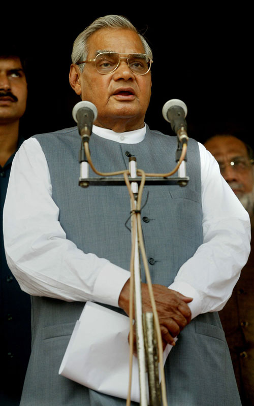 Vajpayee, a diabetic, has only one functional kidney. He had suffered a stroke in 2009 that weakened his cognitive abilities.