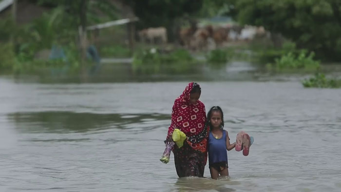 4. Donate the amount to the entire North-East that is still suffering from heavy floods.