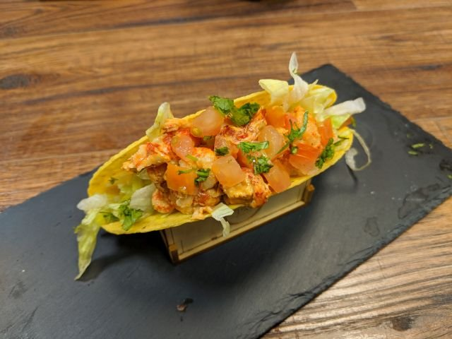 4. This Crayfish Taco that is making us go legit cray-cray...