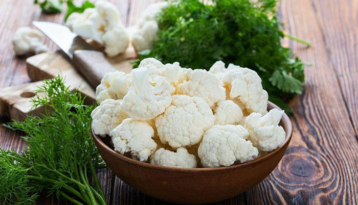 4. Cauliflower