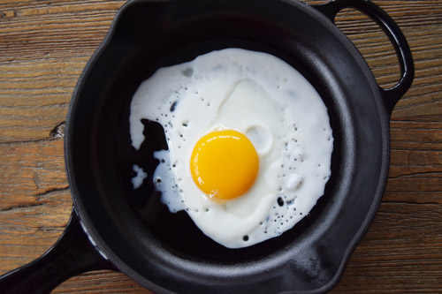 4. Eggs are loaded with protein and other essential nutrients that increases the endurance.