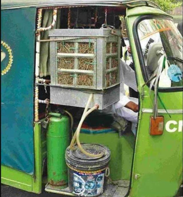 Luxurious Cool Auto Rickshaw