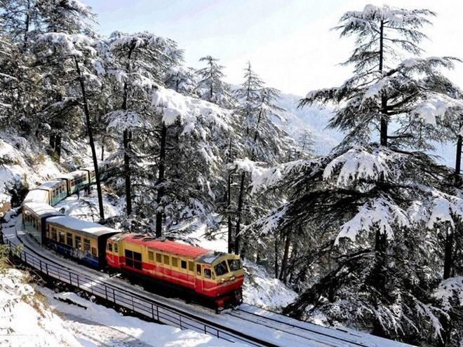 Kalka-Shimla Route