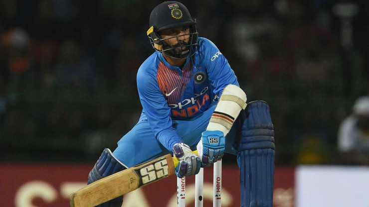 Dinesh Karthik walked in to bat when Indian fans had lost all hope. With 34 needed from the final 12 balls, the Bangladeshis wouldn
