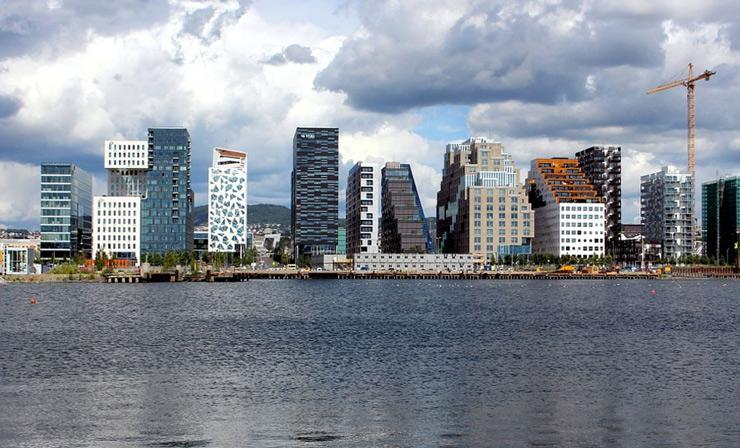 5. Oslo, Norway