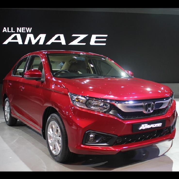 New Honda Amaze
