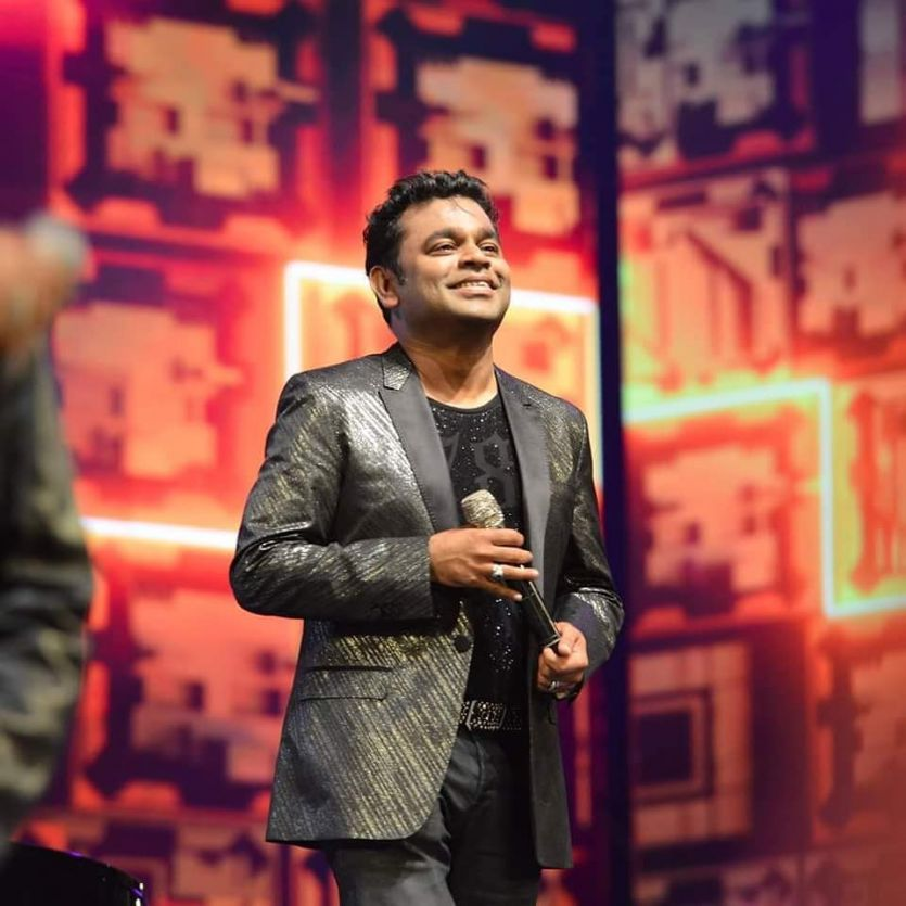 A. R. Rahman won the Best Background Score Award for Mom and Best Music Director for Katru Veliyidai.