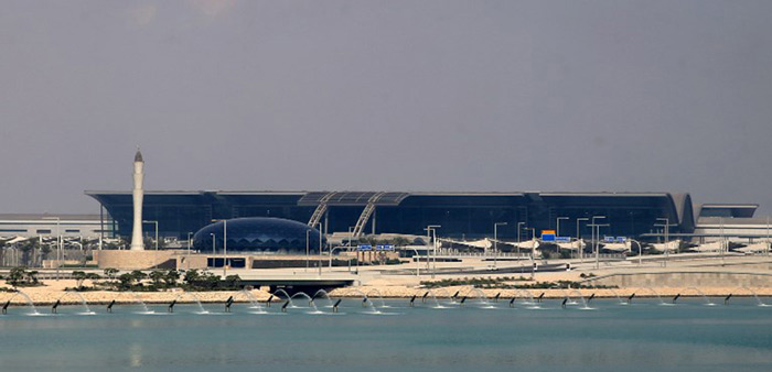 Accommodating up to 30 million passengers a year, Doha