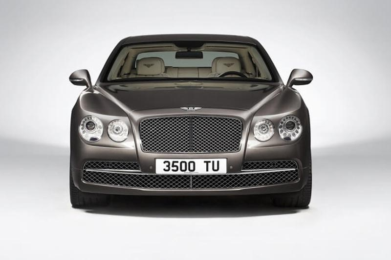 Bentley Continental Flying Spur: Another Bentley in Mukesh Ambani