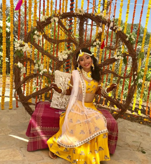 Ankita also shared what she used to think about weddings, and how her own wedding changed her.