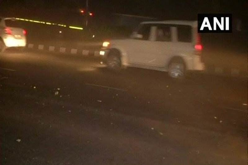 A high-intensity dust storm hit Delhi and Haryana on late Monday night