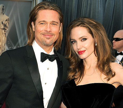 5. A jar of Brad Pitt and Angelina Jolie