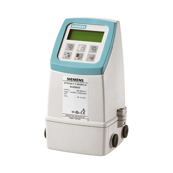 Siemens SITRANS F C MASS 6000 Ex d Flow Transmitter