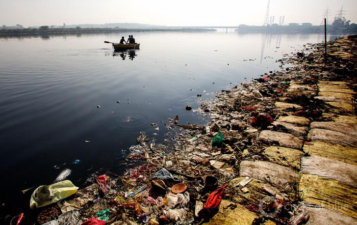 5. Cleaning up the Ganga