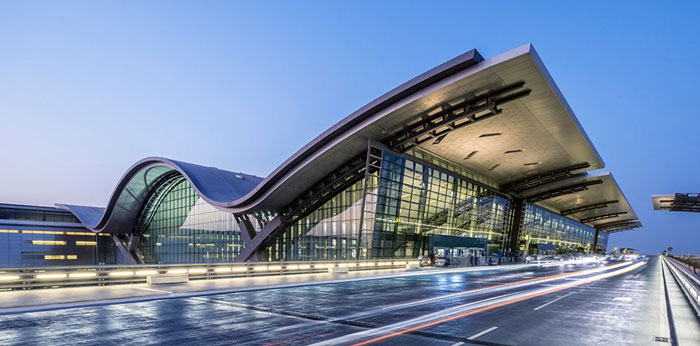 5. Hamad International Airport, Qatar