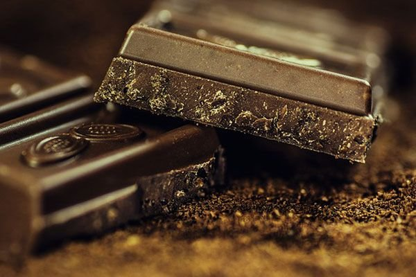 5. Dark chocolate