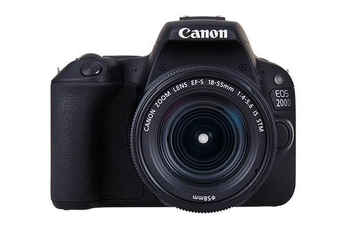 5.  Canon EOS Rebel SL2 / Canon EOS 200D : 37,999 Rupees
