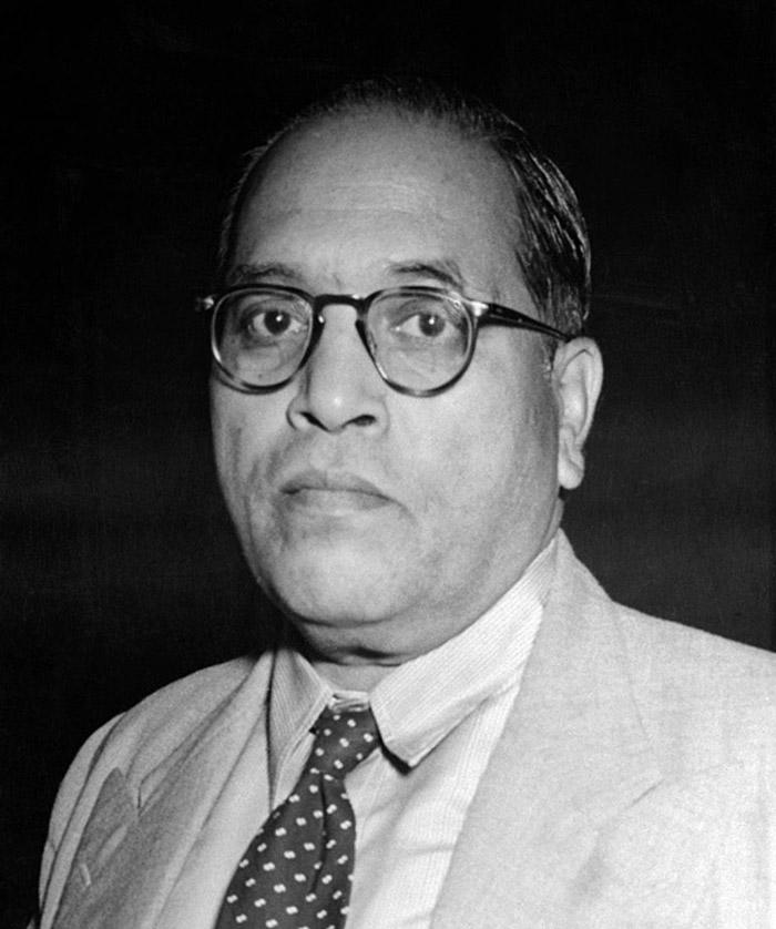 Dr. Bhimrao Ramji Ambedkar served as India