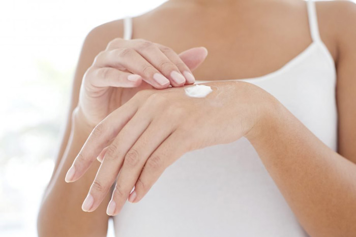 5. Keep a hand cream or lotion to moisturize your hands and to keep them soft.