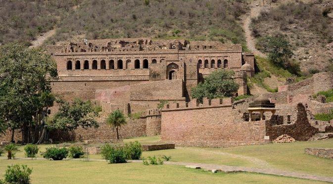 5. Bhangarh Fort