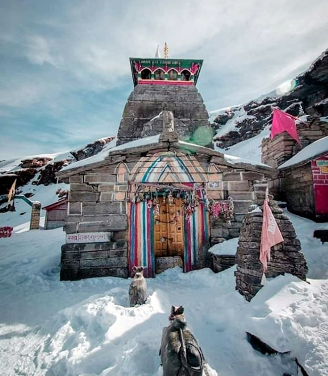 When can you visit Chopta The best time to visit Chopta is in April – November. As for the trek to Tungnath-Chandrashila, you can plan a trek from April to June and then in September to November to enjoy the pleasant and crisp spectacular views with flawless skies.