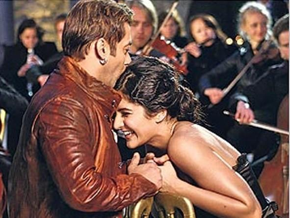 Ending with the best picture of Salman and Katrina together, EVER.