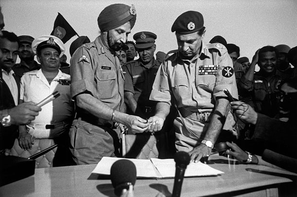 The Indo-Pakistani War of 1971
