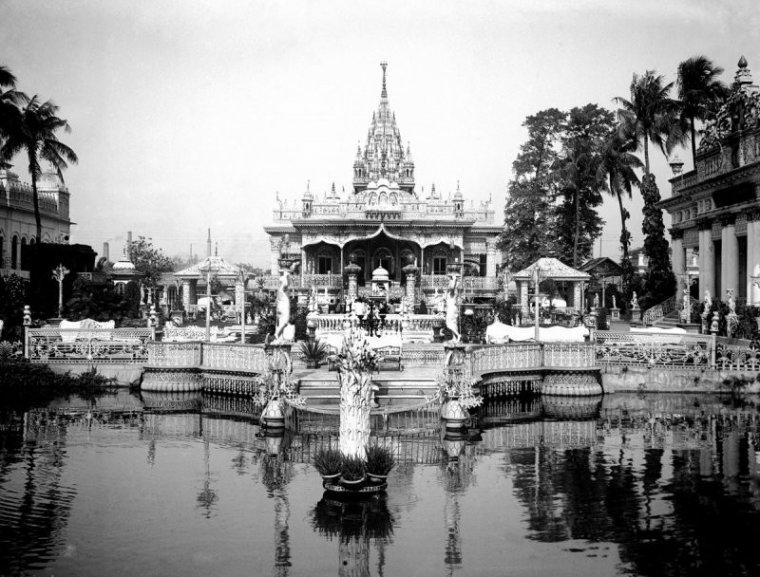 Jain Temple complex, Kolkata.