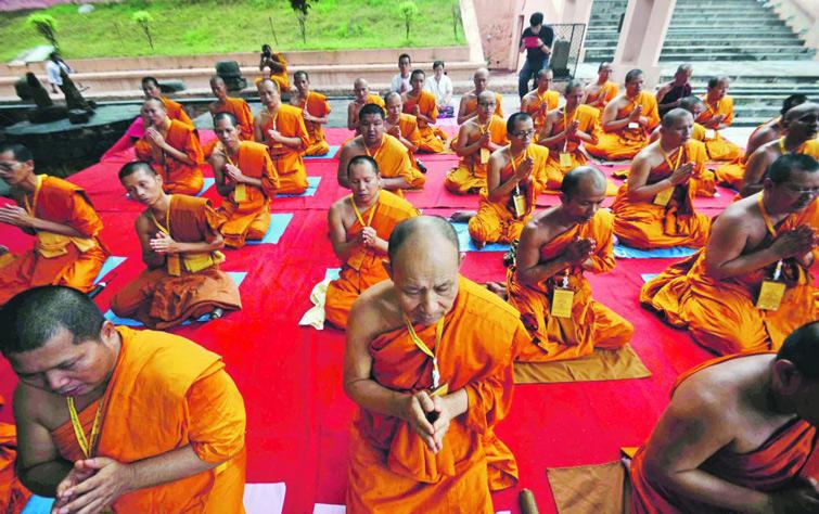Study, Meditate and Pray @ Bodh Gaya
