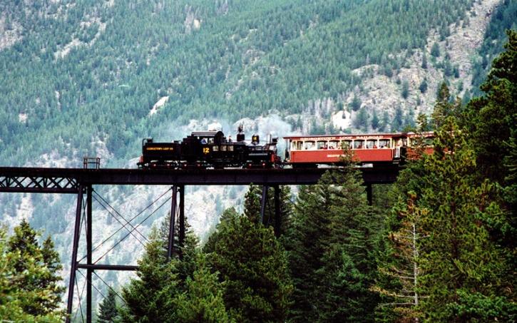 Georgetown Loop Railroad - Colorado