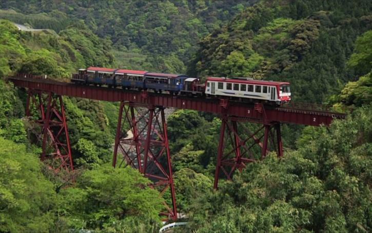 Aso Minami Route - Japan