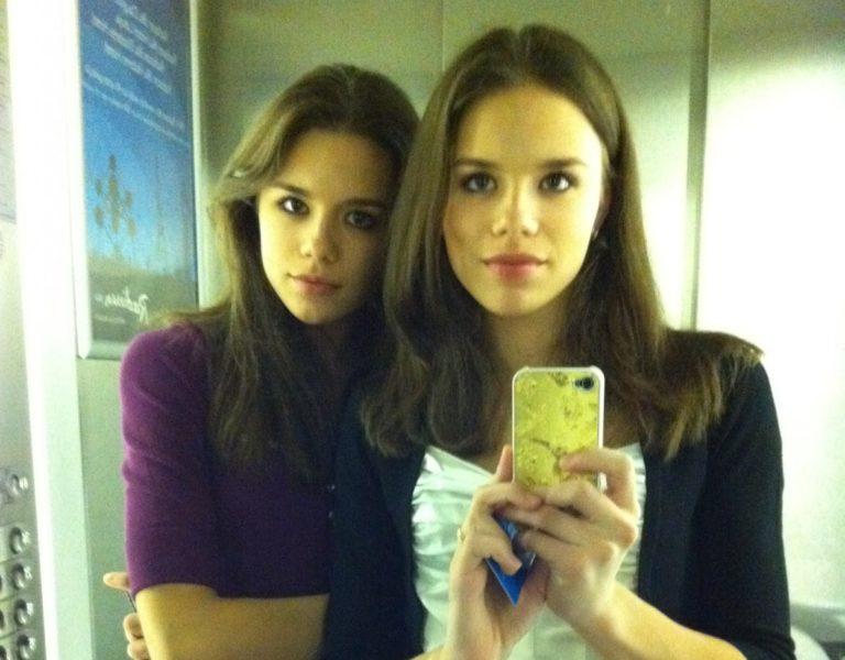 Olga and Elena Romanchenko