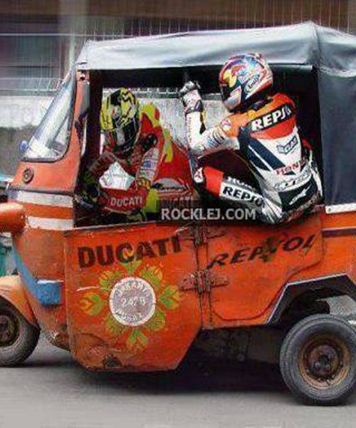 Our desi formula one!