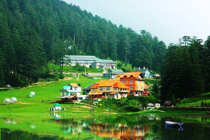 Khajjiar, Himachal Pradesh – India's version of Switzerland